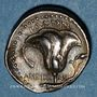 Münzen Iles de Carie. Rhodes. Ameinas, magistrat. Didrachme, 229-205 av. J-C
