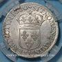 Münzen Louis XIV (1643-1715). 1/2 écu à la cravate 1680 A