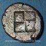 Münzen Macédoine. Acanthe. Tétradrachme, vers 510-480 av. J-C