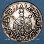 Münzen Aix-la-Chapelle. 3 marck 1754