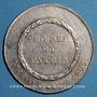 Münzen Allemagne. Evêché de Fulda. Adalbert III von Harstall (1788-1803). 1/2 taler 1796