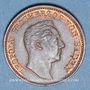 Münzen Bade. Léopold (1830-1852). 1 Gedenkkreuzer 1844