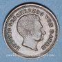 Münzen Bade. Louis (1818-1830). 1 kreuzer 1828