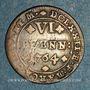 Münzen Brunswick-Wolfenbüttel. Charles I (1735-1780). 6 pfennig 1764 IDB