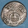 Münzen Evêché de Wurzbourg. Christophe François de Hutten (1724-1729). 1/84 gulden (= körting) 1728