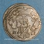 Münzen Evêché de Wurzbourg. Jean Philippe II de Greiffenklau (1699-1719). 1/84 gulden (= körting) 1715 F