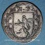 Münzen Hesse-Darmstadt. Louis VIII (1739-1768). 2 kreuzer 1744 AK