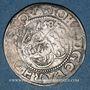 Münzen Palatinat-Deux-Ponts. Jean l'aîné (1569-1604). 3 kreuzer 1585. Deux-Ponts (Zweibrücken). R !
