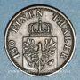 Münzen Prusse. Guillaume I (1861-1888). 2 pfennig 1867 C