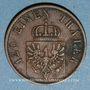 Münzen Prusse. Guillaume I (1861-88). 3 pfennig 1870 A
