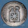 Münzen Waldeck et Pyrmont. Charles Auguste Frédéric (1763-1812). 3 pfennig 1781 PS
