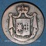 Münzen Waldeck et Pyrmont. Georges Frédéric Henri (1813-1845). 2 mariengroschen 1822 FW