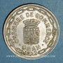 Münzen Algérie. Chambre de Commerce d'Oran. 25 cent 1922