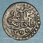 Münzen Algérie. Emir Abd el-Kader (1250-1264H). 1 kharub 1255H. Tagdemt