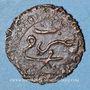 Münzen Algérie. Mahmoud II (1223-1255H = 1808-1839). 1 aspre (1247 ou 1248H). Constantine