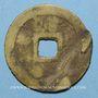 Münzen Annam. Hiên Tô (1841-1847) - ère Thieu Tri (1841-1847). 6 phan, laiton