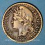Münzen Cameroun. Territoires sous mandat français (1919-1945). 1 franc 1926