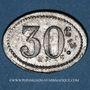 Münzen Guyane. Cayenne. F. Tanon & Cie. 30 cent n. d.