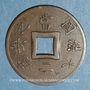 Münzen Indochine française. 1 sapèque 1893 A
