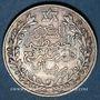 Münzen Maroc. Moulay Hafid (1326-1330H = 1908-1912). 2 1/2 dirhams 1329H, Paris