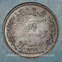 Münzen Tunisie. Mohammed IV El-Hadi (Hédi Bey) (1320-1324H = 1902-1906). 10 centimes 1903A