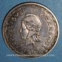 Münzen Vanuatu (Nouvelles Hébrides). 100 francs 1966. Essai