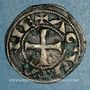 Münzen Aquitaine. Richard Coeur de Lion (1169-1196). Denier, 1er type