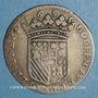 Münzen Ardennes. Duché de Bouillon. Godefroy-Maurice de la Tour d'Auvergne. Escalin 1681