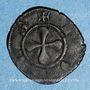 Münzen Auvergne. Evêché du Puy. Denier, XIVe siècle