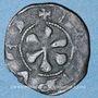 Münzen Auvergne. Evêché du Puy. Obole (XIVe siècle). Type avec légendes