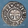 Münzen Berry. Comté de Sancerre. Etienne I (1152-1191). Denier