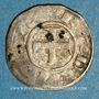 Münzen Berry. Seigneurie de Déols. Raoul VI (1160-1176). Denier