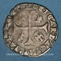Münzen Comtat Venaissin. Clément VIII (1592-1605). Monnayage au nom d'Octave d'Aquaviva. Douzain 1594