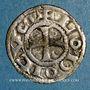 Münzen Comté d'Angoulême. Monnayage anonyme au nom de Louis (12e siècle). Obole