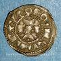 Münzen Comté de la Marche. Hugues XI (1249-1260). Obole