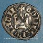 Münzen Comté de Provence. Charles II d'Anjou (1285-1309). Denier tournois