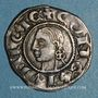 Münzen Comté de Provence. Raymond Bérenger V (1209-1245). Gros marseillais. Marseille, à partir de 1218