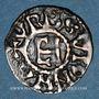 Münzen Dauphiné. Archevêché de Vienne. Henri le Noir, roi de Bourgogne (1038-1056). Denier
