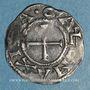 Münzen Dauphiné. Archevêché de Vienne.Monnayage anonyme (1ère moitié du XIIe siècle). Denier