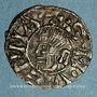 Münzen Dauphiné. Archevêché de Vienne. Monnayage anonyme, vers 1150-1200. Denier
