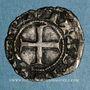 Münzen Dauphiné. Evêché de Die. Denier anonyme, XIIIe siècle