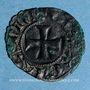 Münzen Duché d'Aquitaine. Edouard III (1327-1362). Denier, Bordeaux (?)