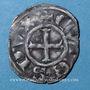 Münzen Duché de Bourgogne. Eudes IV (1315-1349). Denier tournois, type avec BG sous le châtel