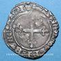 Münzen Duché de Bourgogne. Jean sans Peur (1404-1419). Gros. Cuisery