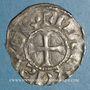Münzen Duché de France. Comté de Dreux. Hugues Bardoul (1035-1055). Denier