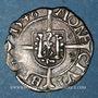 Münzen Franche Comté. Cité de Besançon. Blanc (= 1/2 carolus) 1546