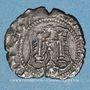 Münzen Franche Comté. Cité de Besançon. Niquet 157(...). R ! R !