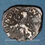 Münzen Franche Comté. Comté de Bourgogne. Philippe IV (1621-1665). Double denier. Dôle