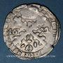 Münzen Franche Comté. Comté de Bourgogne. Philippe IV (1621-1665). Gros (= 1/32 patagon) 1622. Dôle