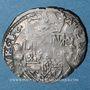 Münzen Franche Comté. Comté de Bourgogne. Philippe IV (1621-1665). Gros (= 1/32 patagon) 1622 Dôle